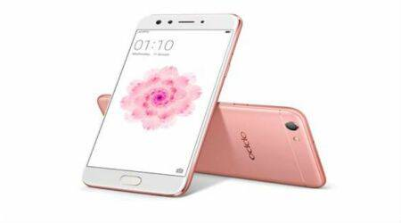 Oppo F3 launched in rose gold colour option at Rs 19,990