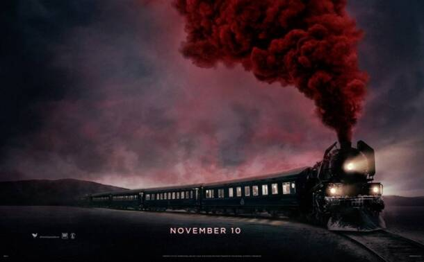 murder on the orient express, agatha christie murder on the orient express, murder on the orient express poster