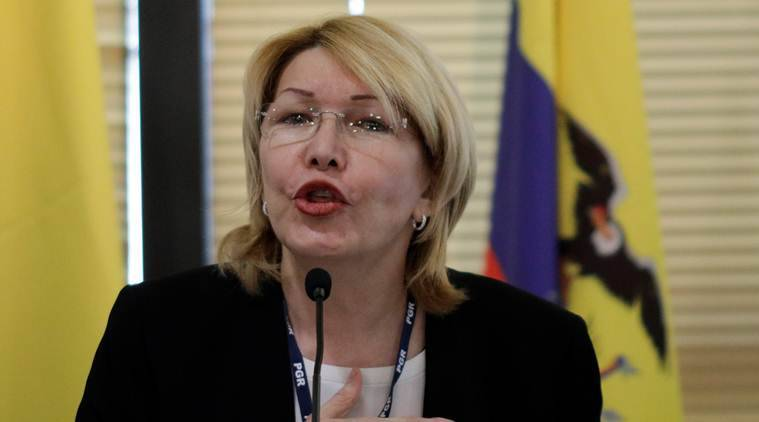 Colombia offers asylum to ousted Venezuela prosecutor