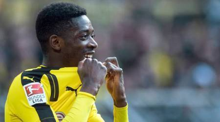 Barcelona agree deal to sign Ousmane Dembele from Dortmund:Report