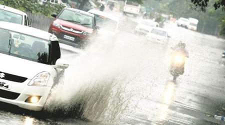 Rain pounds Pune, water woes till next summer as good asover