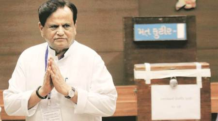 When the BJP putsch failed and Congress' Ahmed Patel won