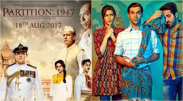 box office clashes, bollywood clashes, bareilly ki barfi, partition 1947, bareilly ki barfi release date, bareilly ki barfi poster