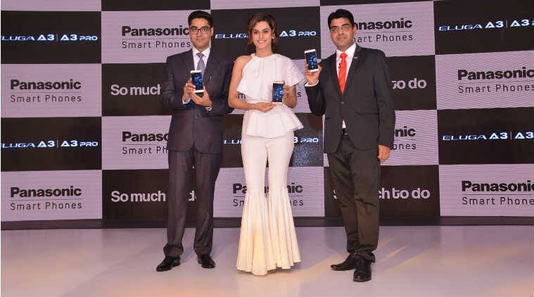Panasonic, Panasonic Eluga A3, Panasonic Eluga A3 Pro, Panasonic Eluga A3 price in India, Panasonic Eluga A3 features