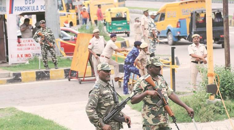 Dera Followers Stock Arms, Fuel Ahead of Ram Rahim Case Verdict