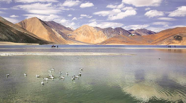 China blames Indian troops for Ladakh scuffle