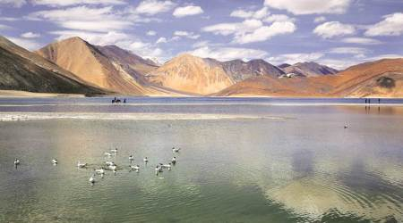 Beauty, strategy: The importance of Pangong Tso