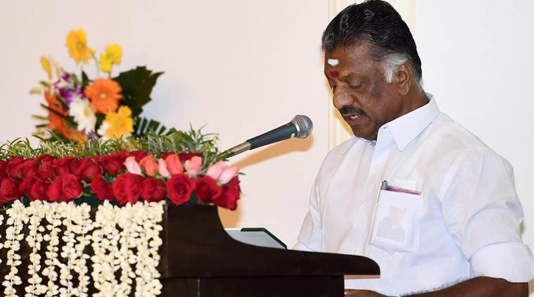 Talks on merger moves a step forward, says Panneerselvam