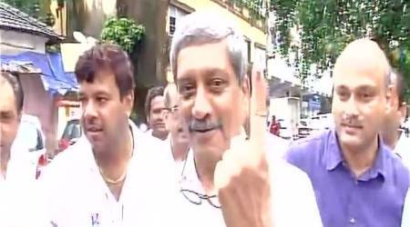 Bypoll live updates: Manohar Parrikar faces tough fight in Goa; AAP hopes to retain Bawana