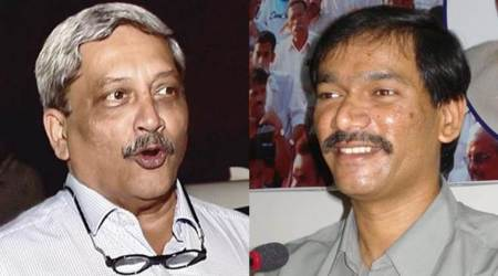 Goa bypoll results: Manohar Parrikar wins Panaji, Vishwajit Rane wins Valpoi for BJP