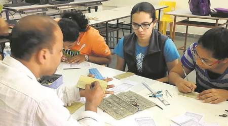 Pattachitra: Weaving tales on palm leaves, he is keen to pass on hisart