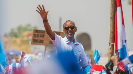 Rwanda leader Paul Kagame wins 3rd term in vote he called 'a formality'