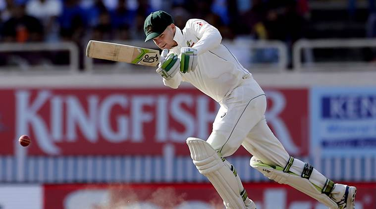 Peter Handscomb Is Probably Not An Option For Wicket Keeping Duties
