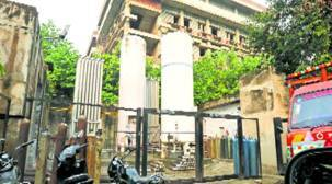 PGI to replace present oxygen storage tank with new one