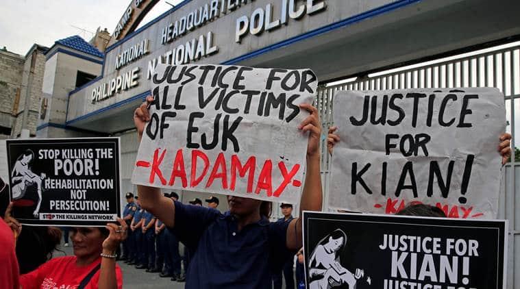 Philippine anti-narcotics police,Philippine anti-narcotics police kills teen, Philippine public outrage, Rodrigo Duterte, Philippine drugs, Rodrigo Duterte on drug check