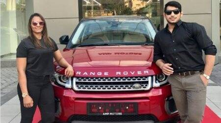 Geeta Phogat revels in hard work to buy a Range Rover