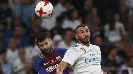 Felt inferior to Madrid for the first time: Pique