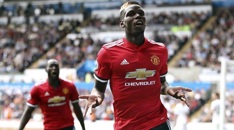 manchester united, Paul pogba, Ballon d'Or, Anthony Martial