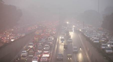 Delhi's air quality enters red zone, forecast grim