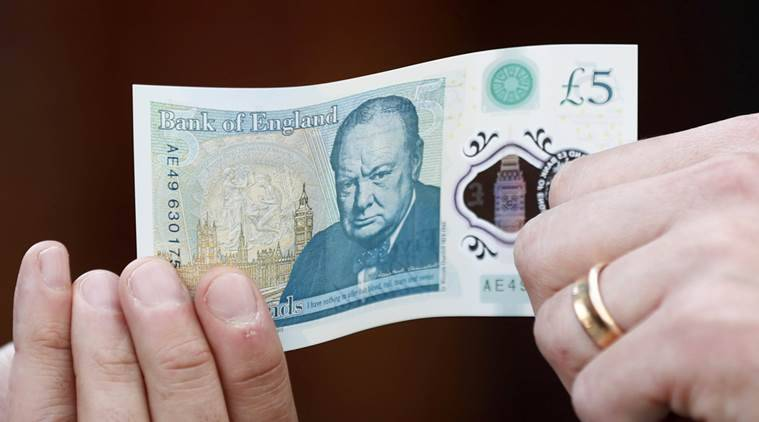 pound notes, bank notes animal fat, bank of england, animal fat notes, britain currency animal fat, indian express news