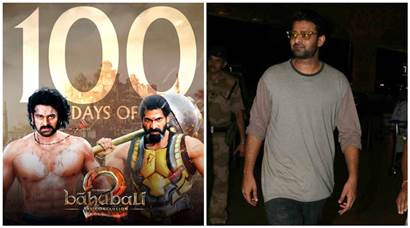 Prabhas, 100 Days Of Baahubali 2, Prabhas mumbai photos, Prabhas latest photos, Saaho