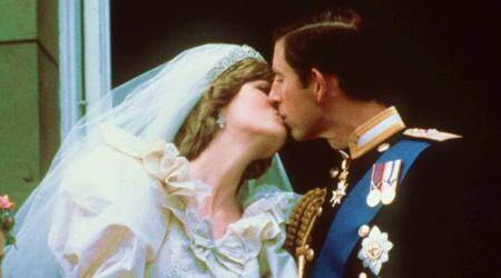 VIDEO: Fascinating footage of Prince Charles and Princess Diana's royal wedding restored