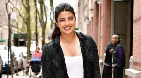Priyanka Chopra is back to 'home sweet home'. Will she finally announce her next Bollywood project?