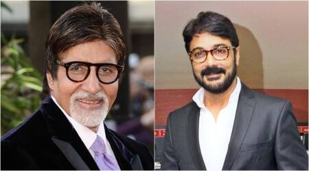 Amitabh Bachchan calls Prosenjit Chatterjee 'superstar from Bengal'