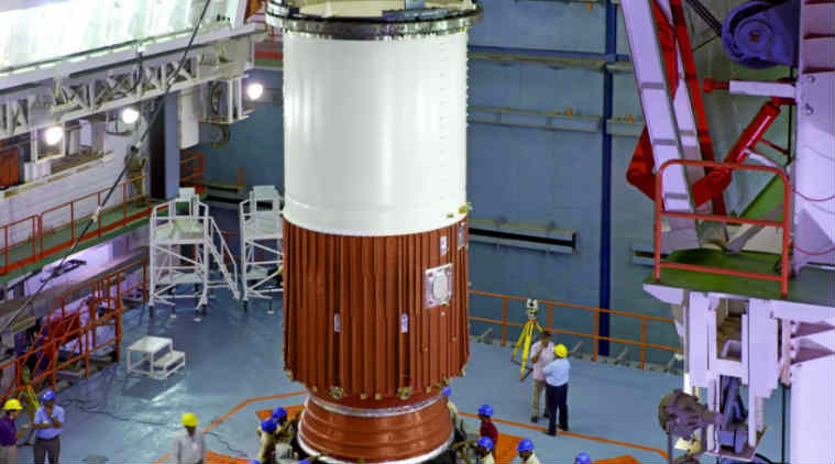 ISRO set to 'clock' and roll