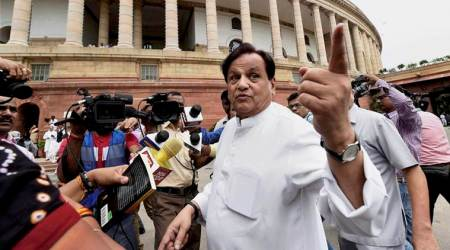 Islamic State case: Law enforcers, not parties, should probe, says Ahmed Patel