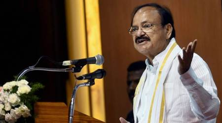 After Rahul Gandhi's UC Berkeley speech, V-P Naidu says 'dynasty is nasty but tasty to some people'