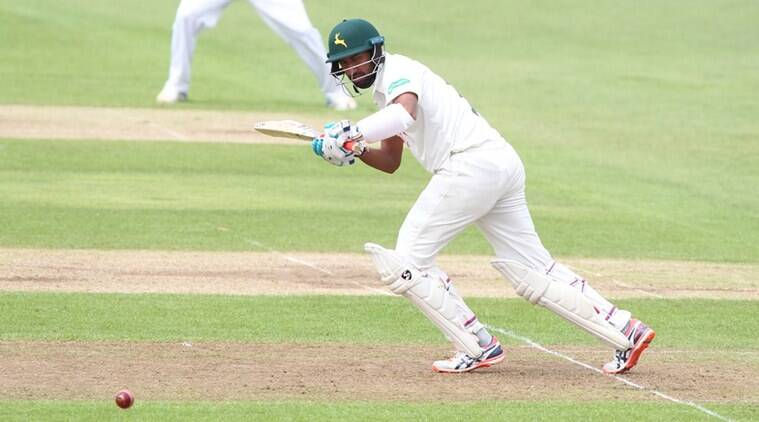 cheteshwar pujara, pujara, cheteshwar pujara arjuna award, cheteshwar pujara county cricket, pujara nottinghamshire, cricket, sports news, indian express