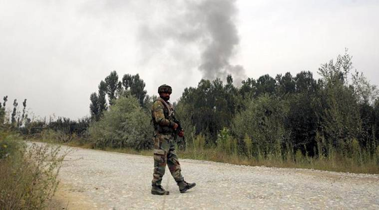 pulwama encounter news, crpf attack news, india news, indian express news