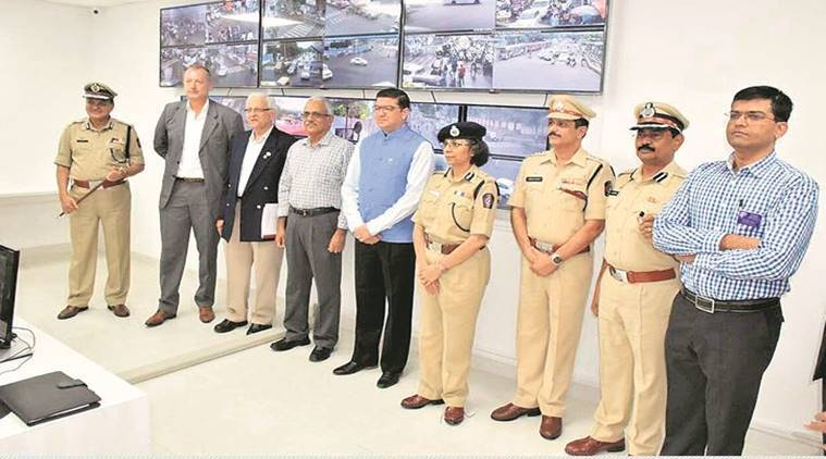 Central Traffic Management Centre Pune, Director General of Police (DGP) Satish Mathur, Pune police commissionerate, Rotary Club Pune, Volkswagen India Private Limited, Pune city police, Pune news, Indian Express News