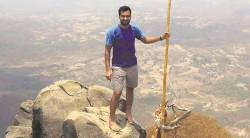 Pune-based trekker, Padmesh Patil and Prashant Nagpure, Maharashtra news, India news, National news, Latest news