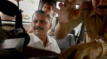 Released from jail, Lt Colonel Purohit attends court