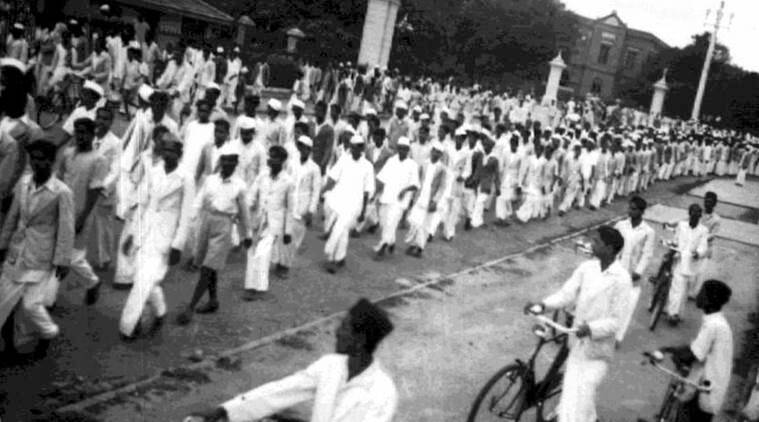 Quit India movement, What is Quit India movement, Quit India, Quit India 75, 75th anniversary of Quit India, Quit India anniversary, Quit India 75, Mahatma Gandhi, Gandhi, Indian Express