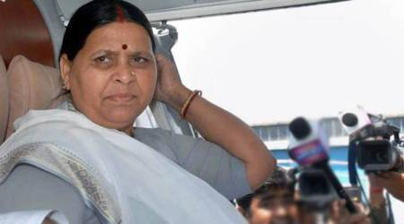 Patna: After allegation of dowry, Rabri Devi says was attacked by daughter-in-law