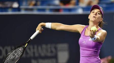 Agnieszka Radwanska advances to Connecticut Open semifinals