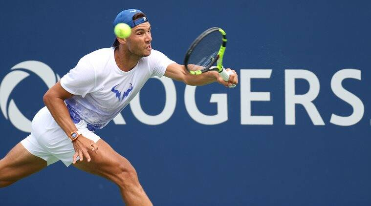 Rafael Nadal, Rogers Cup, Indian Express
