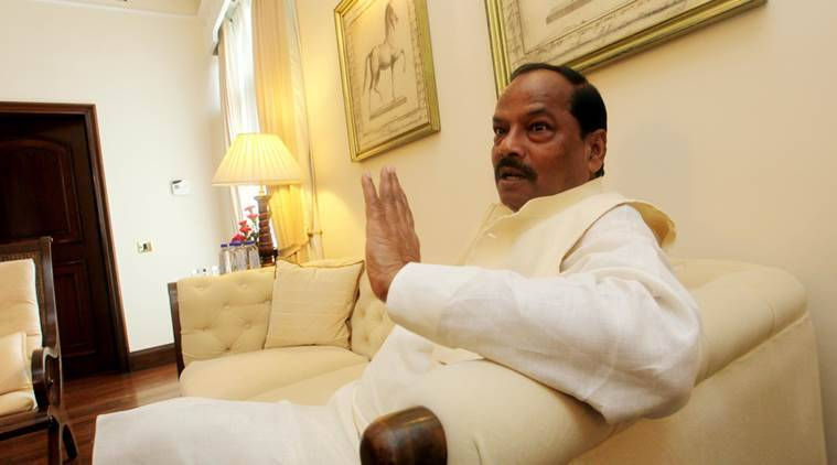 Raghubar Das suspends BJP leaders