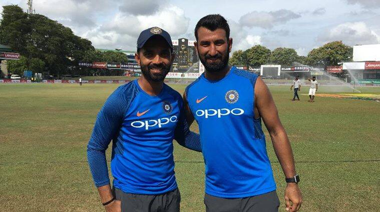 India's tour of Sri Lanka, India vs Sri Lanka, Ind vs SL, Ajinkya Rahane, Cheteshwar Pujara, sports news, cricket news, indian express