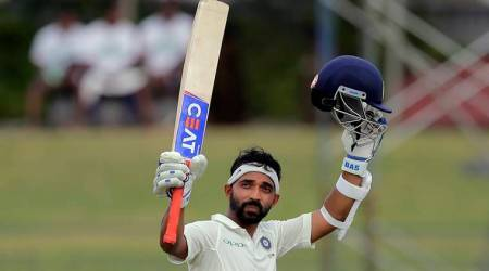 India vs Sri Lanka: Ajinkya Rahane hits 9th Test hundred, 6th outside India