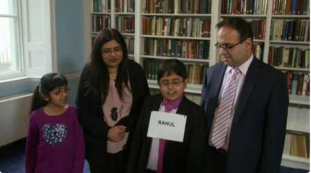 Indian-origin boy Rahul wins UK Child Genius show with IQ higher than Einstein and Hawking