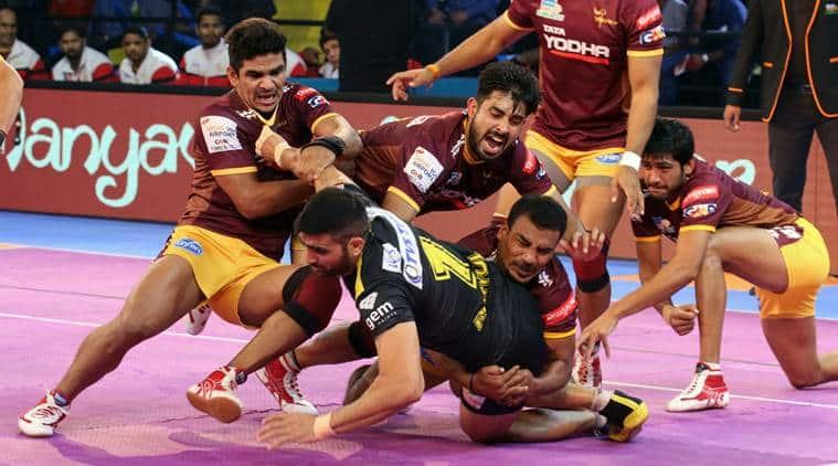 Pro Kabaddi 2017: UP Yoddha beat Telugu Titans despite Rahul Chaudhari's heroics
