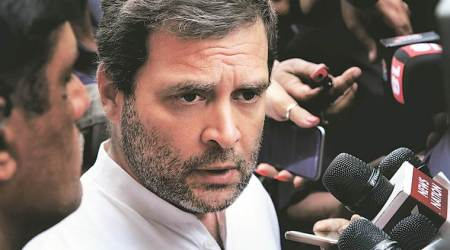 Tripura scribe's killing worrisome for democracy: Rahul Gandhi