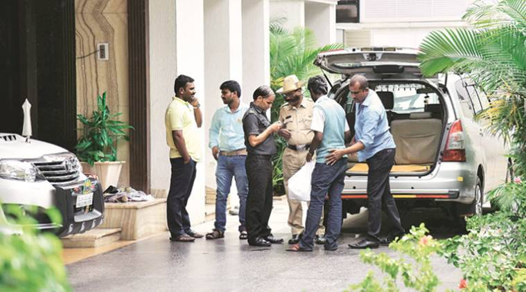 Ruckus in Rajya Sabha Over Karnataka IT Raids