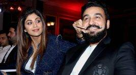 Scuffle Between Photographers, Bouncers For Clicking Pictures Of Raj Kundra, Shilpa Shetty