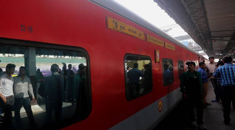 Passengers drugged and robbed on Rajdhani Express, 11 FIRs lodged