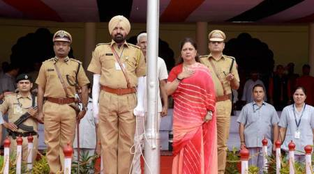 Independence Day: 'Team Rajasthan' working to eliminate inequality, says CM Vasundhara Raje